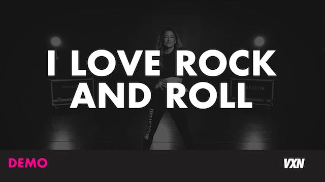 I LOVE ROCK AND ROLL-DEMO