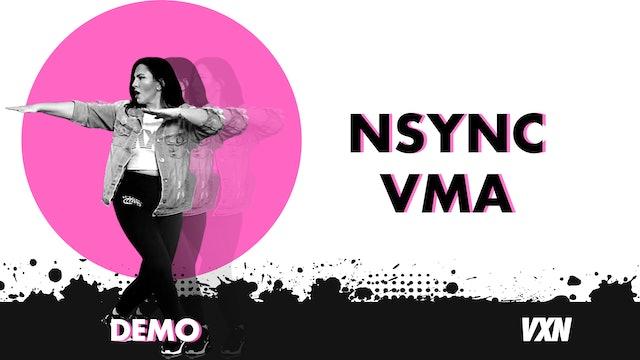 VXN - NSYNC VMA demo