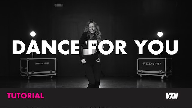 DANCE FOR YOU - TUTORIAL
