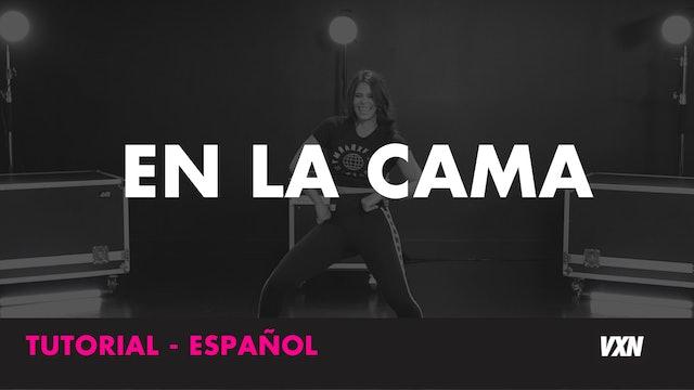 EN LA CAMA - TUTORIAL SPANISH