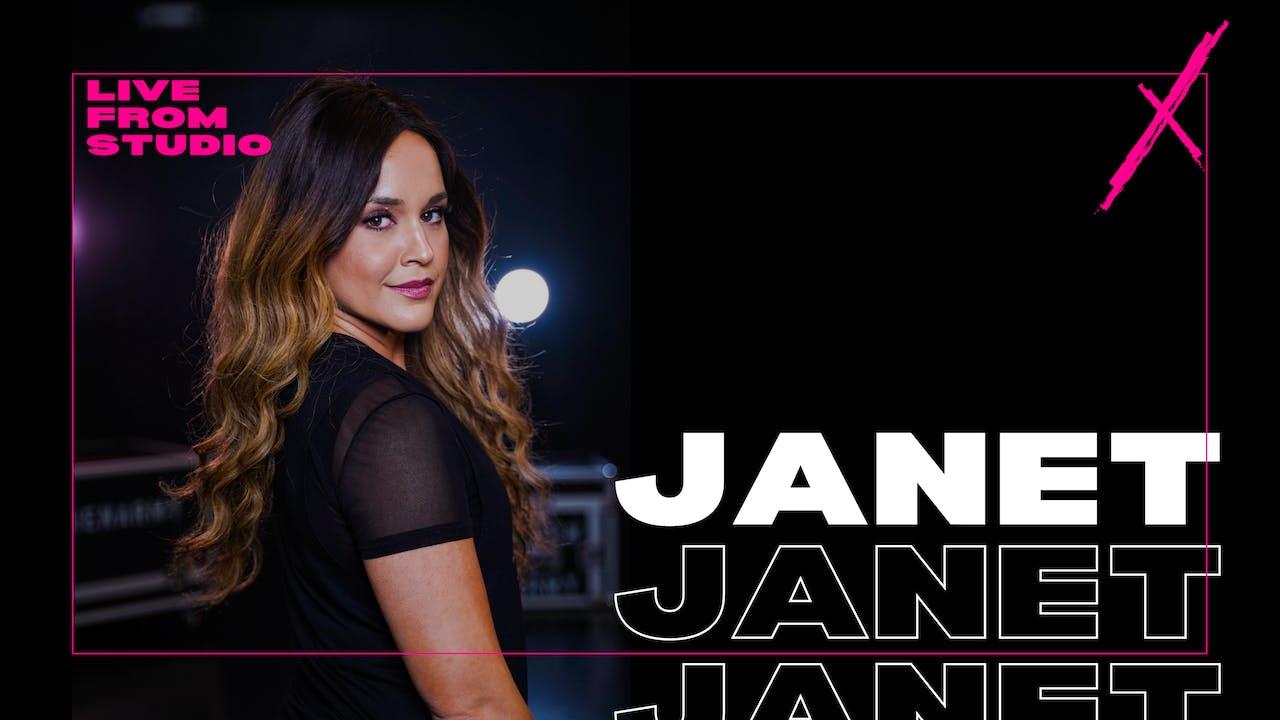 VXN LIVE W/ JANET - WEDNESDAY 9/2 AT 6PM