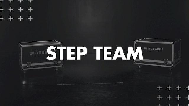 STEP TEAM