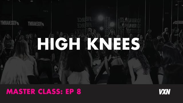 HIGH KNEES & CHEST TO KNEE