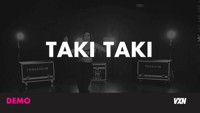 TAKI TAKI - Demo