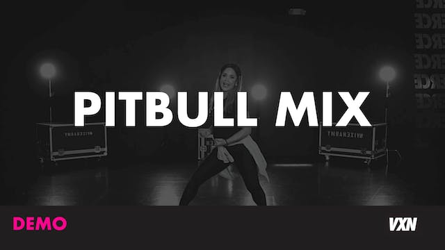 PITBULL MIX - DEMO
