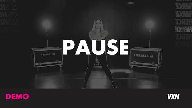 Pause Demo