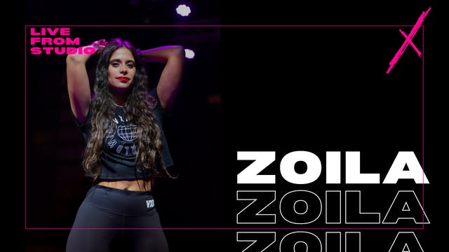 VXN LIVE W/ZOILA- MONDAY 4/5 @ 6PM