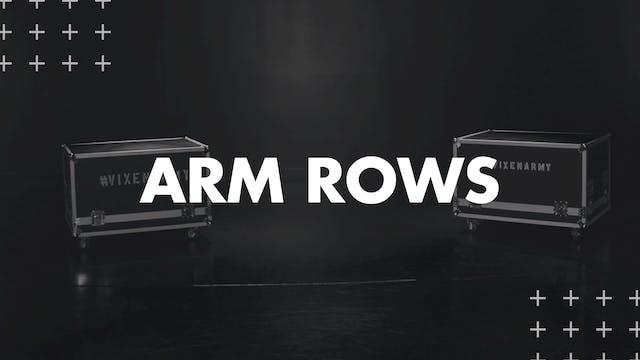 ARM ROWS
