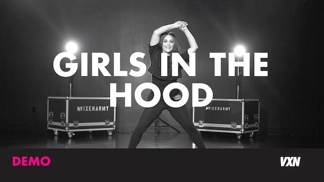 GIRLS IN THE HOOD - DEMO