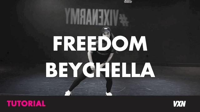 FREEDOM BEYCHELLA