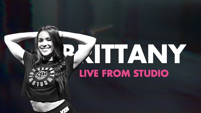 VXN LIVE WITH BRITTANY