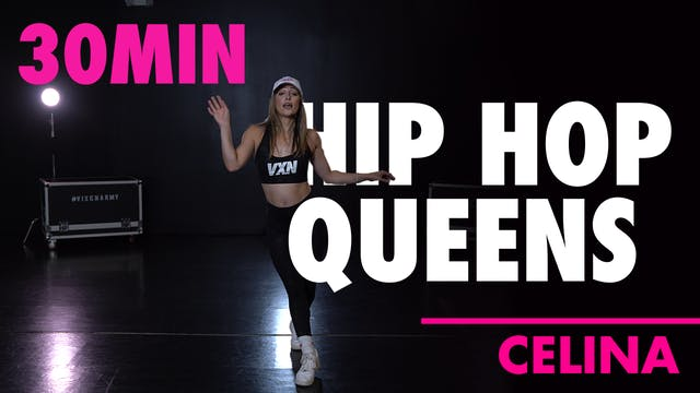 30MIN HIP HOP QUEENS with Celina