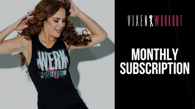 Vixen Workout Subscription