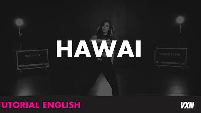 HAWAI - TUTORIAL ENGLISH