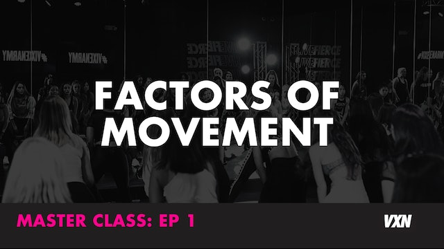 FACTORS OF MOVEMENT