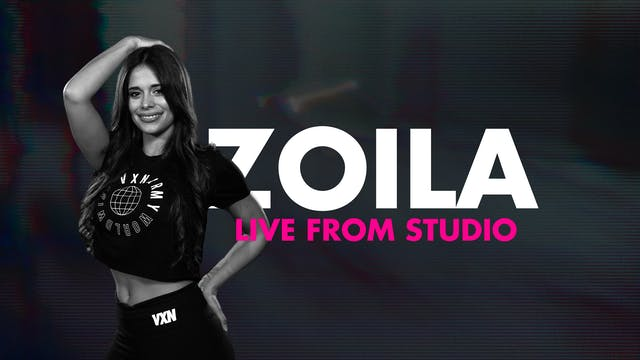 VXN LIVE WITH ZOILA