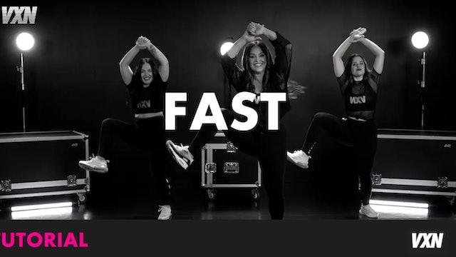 FAST (MOTION) - TUTORIAL