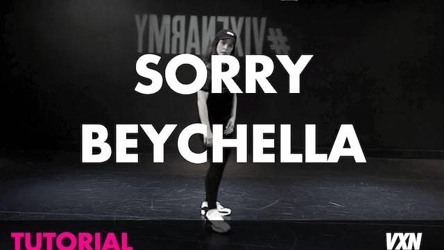 SORRY BEYCHELLA
