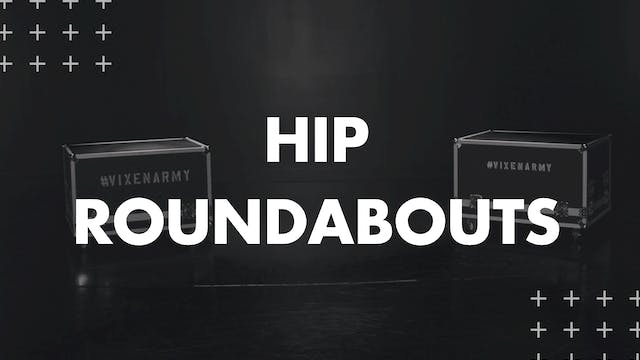 HIP ROUNDABOUTS