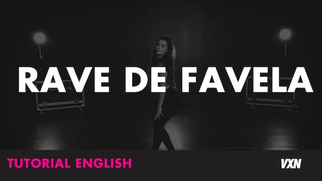 RAVE DE FAVELA - Tutorial