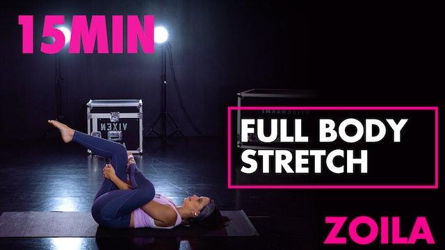 15min Full Body Stretch w/ Zoila