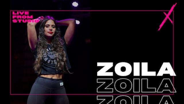 VXN LIVE W/ ZOILA -  MONDAY 1/4/21 @7:15PM