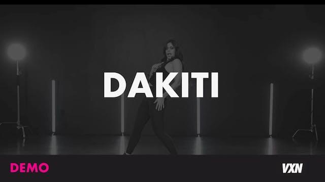 DAKITI -DEMO