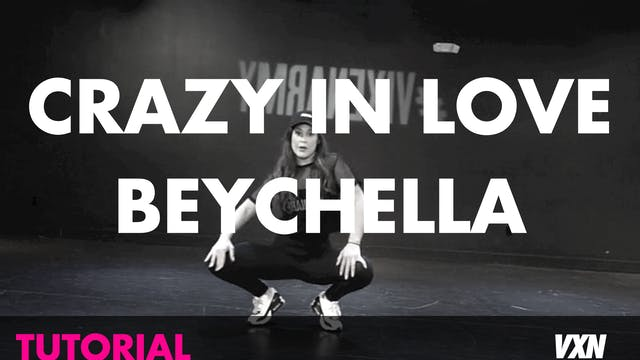 CRAZY IN LOVE BEYCHELLA