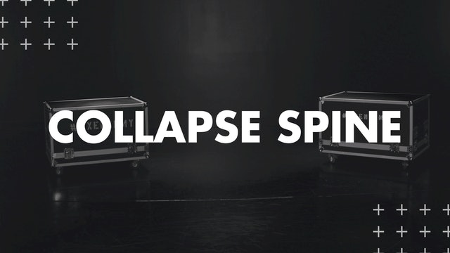 COLLAPSE SPINE