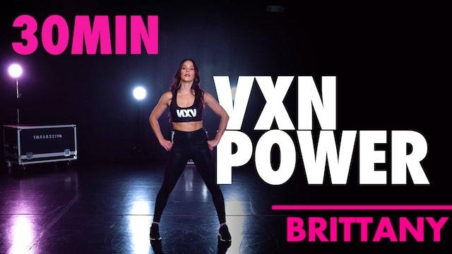 30min VXN PWR with Britt
