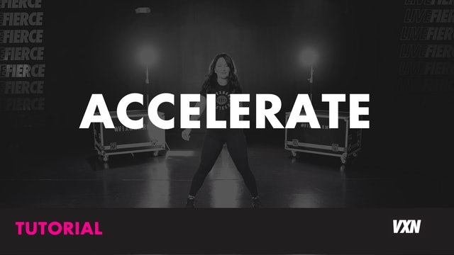 ACCELERATE - Tutorial