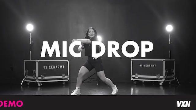 MIC DROP - DEMO