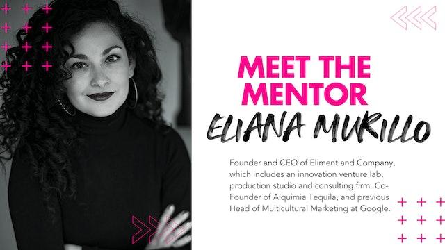 HERStory Mentor: Eliana Murillo