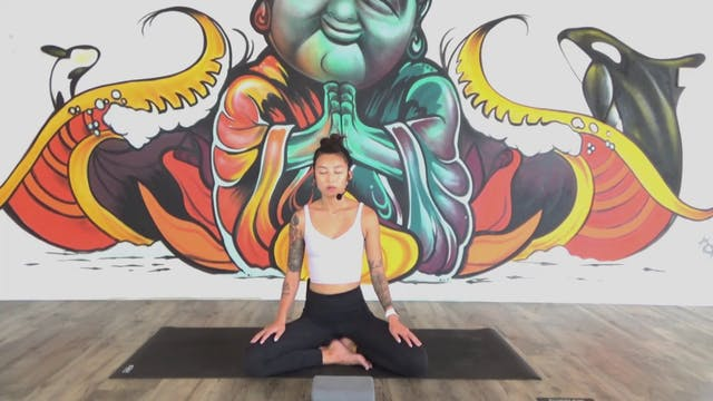 Lina Self Love Meditation