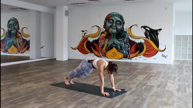 Hailey Hip Hop Yoga