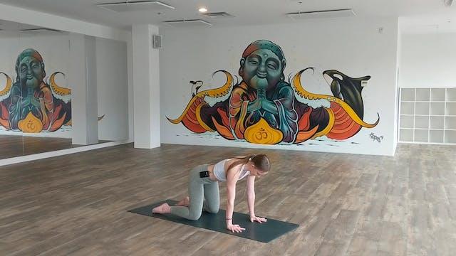 Kat Power Pilates
