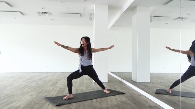 Patricia's Move with Mindfulness Flow