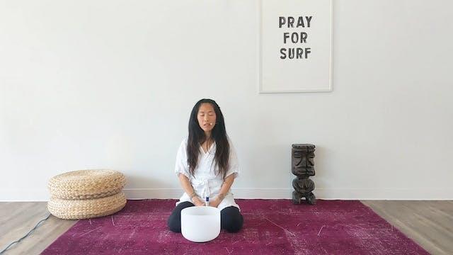 Patricia Yoga Nidra