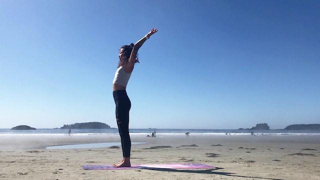 Tofino Beach Yoga