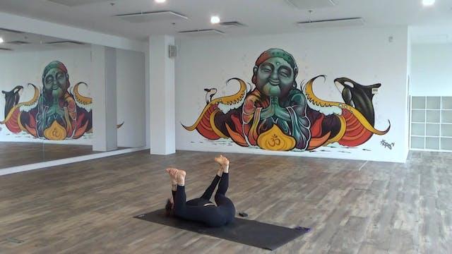 Patricia Balancing Flow
