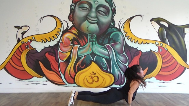 Patricia Moving Meditation (Qi Gong)