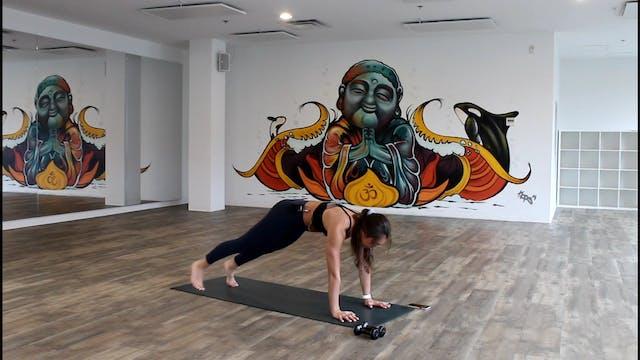 Hailey Yoga Strong