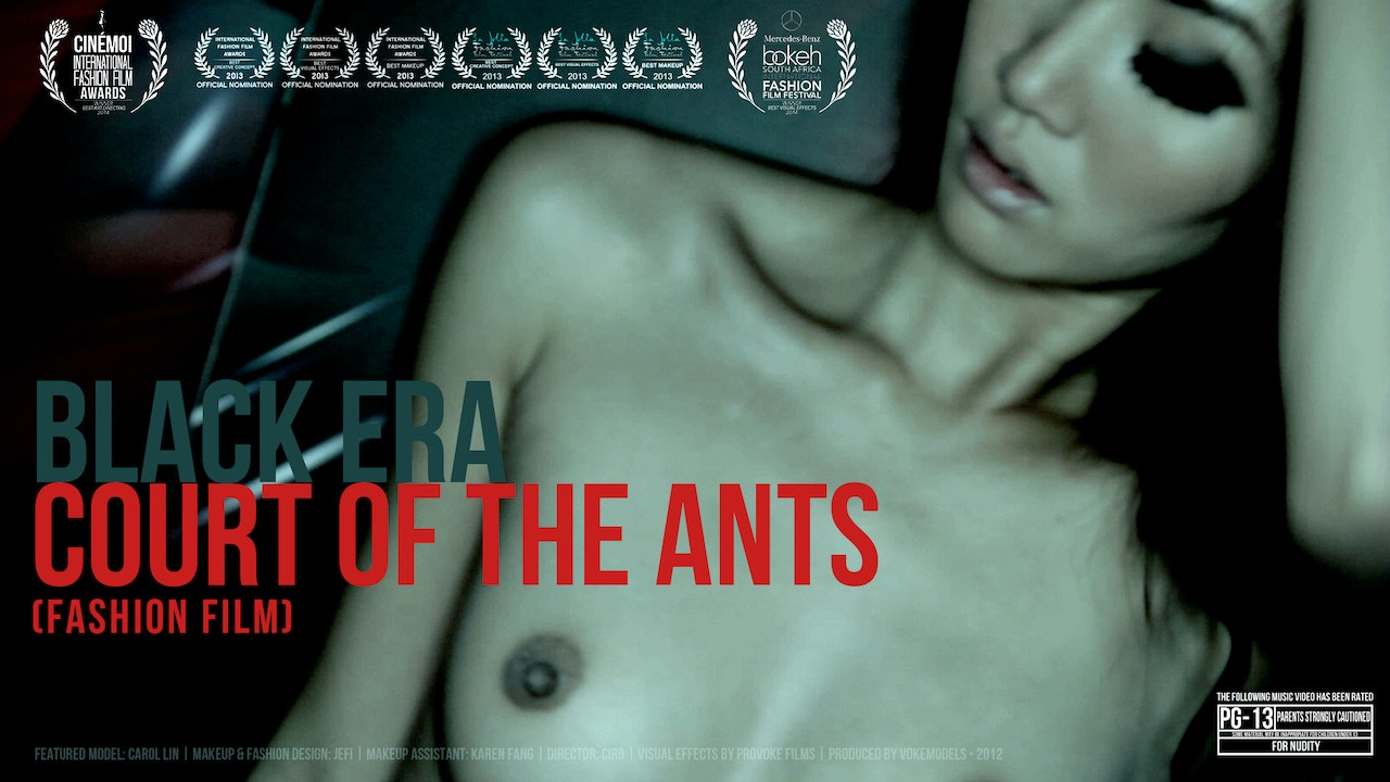 BLACK ERA - COURT OF THE ANTS [NSFW Fashion Film]