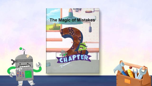 The Magic of Mistakes - Series 1 Ep 2
