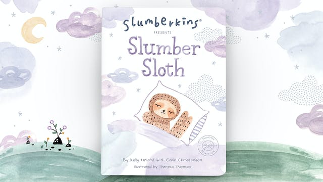 Slumberkins Presents: Slumber Sloth