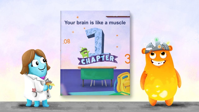 Your Brain is Like a Muscle  - Series 1 Ep 1