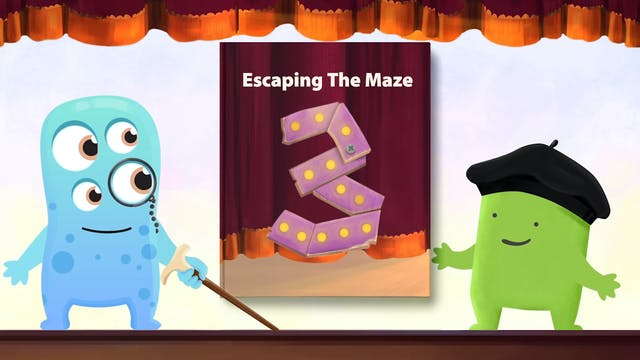 Escaping the Maze - Series 3 Ep 3