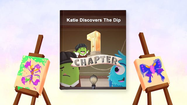 Katie Discovers The Dip - Series 2 Ep 1