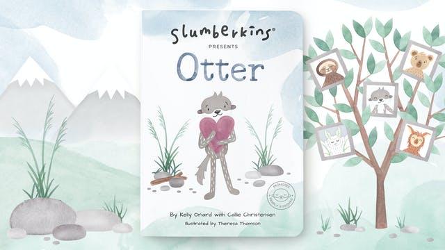 Slumberkins Presents: Otter