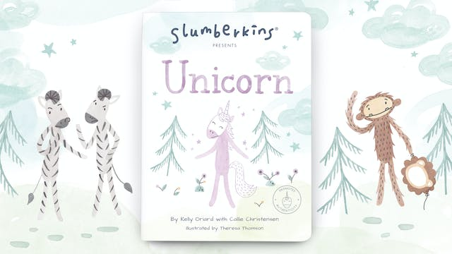Slumberkins Presents: Unicorn